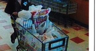 Woman steals wallet at New Bedford Market Basket register