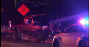overdose-truck-hits-pole-new-bedford