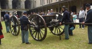 civl war artillery