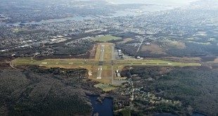 New Bedford Regional Airport Southeasterly View