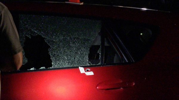 Cars and buildings damaged in overnight New Bedford shooting