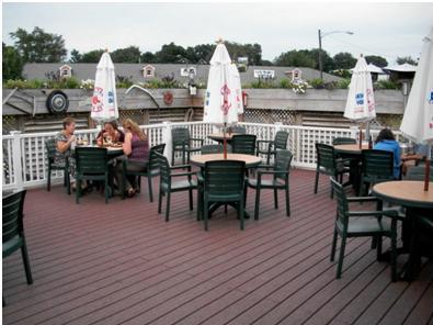 Ice Chest Bar Fairhaven, MA