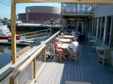 Waterfront Grille New Bedford MA Patio