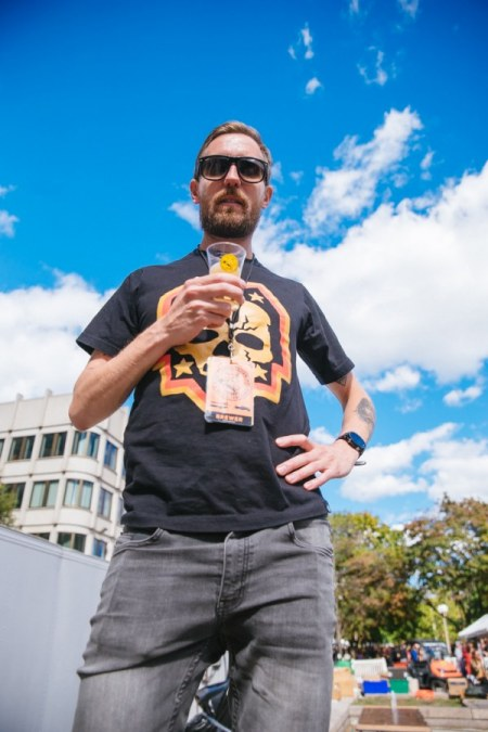Mikkel Borg Bjergsø - Owner of Mikkeller Brewing & Founder of the Copenhagen Beer Festival