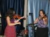 Teacher Brianne with student Erin