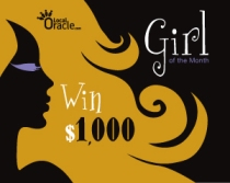 Girl of the Month Contest