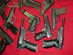 New Bedford Gun Exchange Program