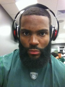 Braylon Edwards Beard