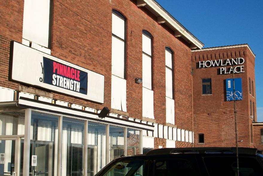 Pinnacle Strenght and Howland Place New Bedford