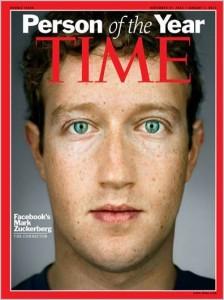 Mark Zuckerberg Person of the Year