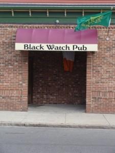 black watch pub new bedford