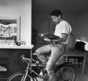 david duchovny yesteryear cyclery new bedford guid