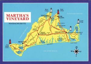 marthas vineyard map new bedford guide