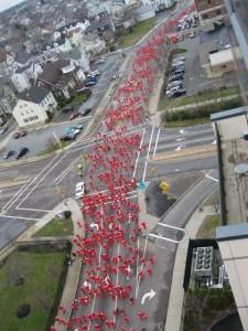 Santa Fun Run New Bedford