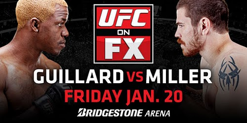 UFC on FX 20 Jan