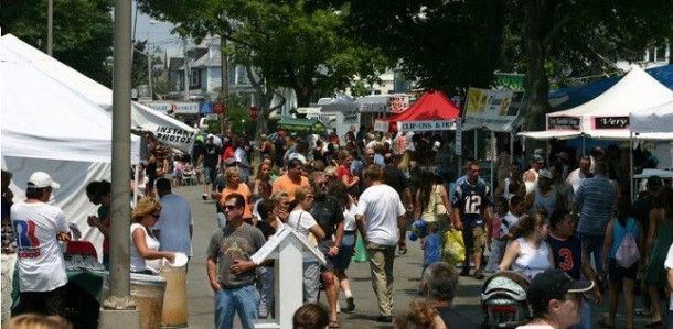 New Bedford Whaling City Festival