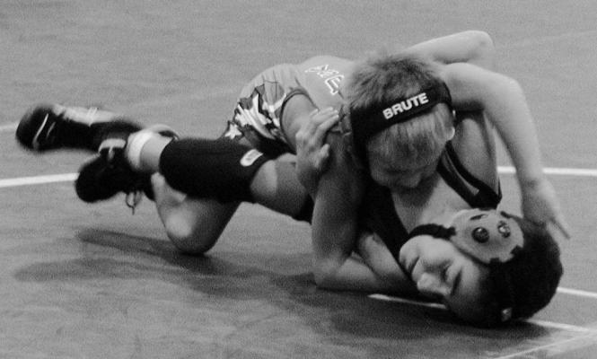 New Bedford Kids Wrestling Grappling