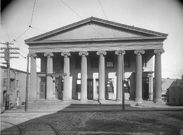 Warren Double Bank Building