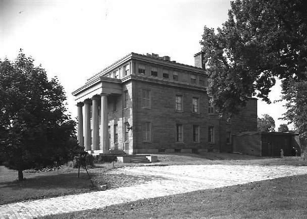 Warren Grinnell Mansion