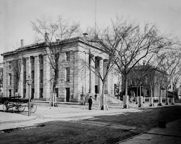 Warren library