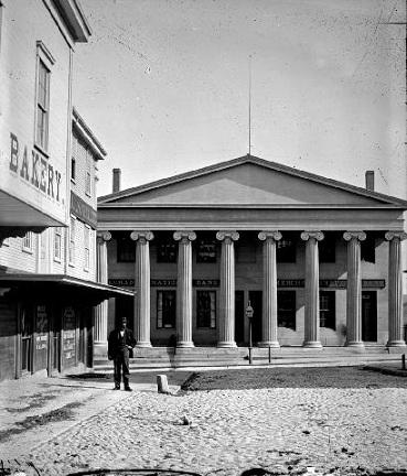 Mechanics and Merchants Bank