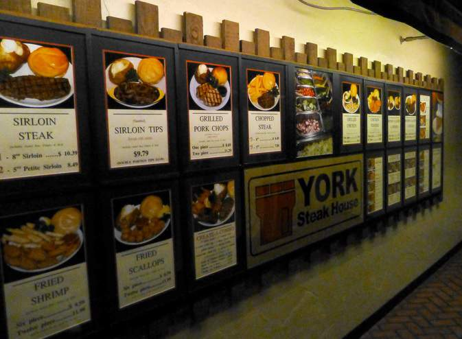 York Steakhouse New Bedford Guide