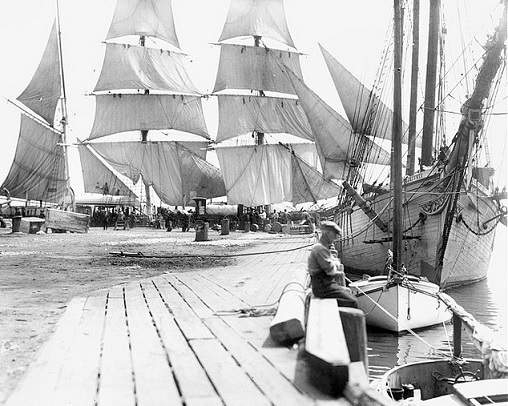 morgan drying sails spinner banner