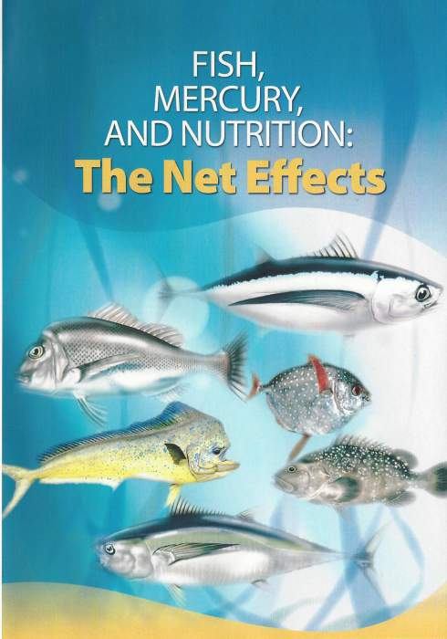 Film addresses concerns about ocean fish consumption and for Fish and mercury