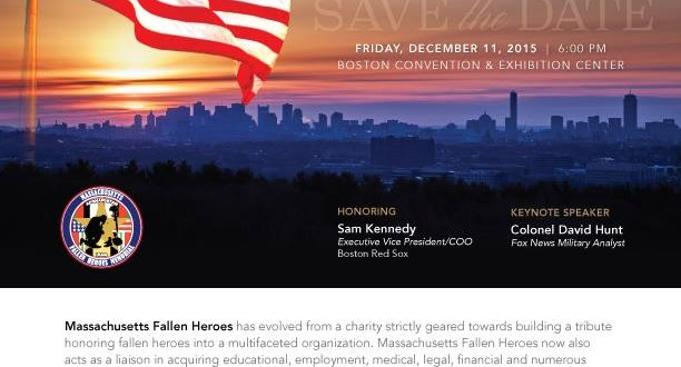 6th Annual Mass Fallen Heroes Memorial Dinner – New Bedford Guide