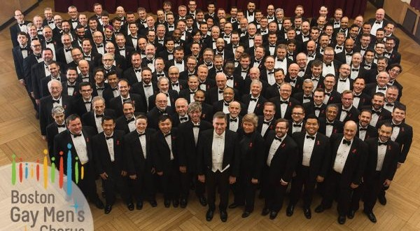 Boston Gay Men's Chorus Makes Super Bowl Bet with.