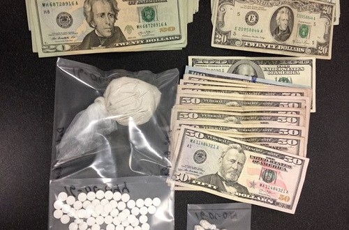 New Bedford police arrest two men, recover heroin, opioids