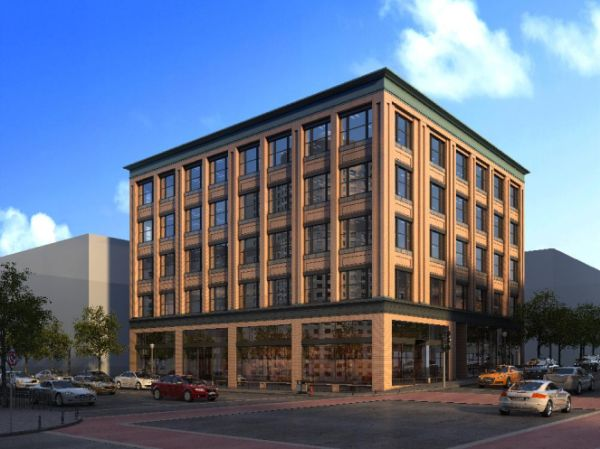 new hotel project announced in downtown new bedford new. Black Bedroom Furniture Sets. Home Design Ideas