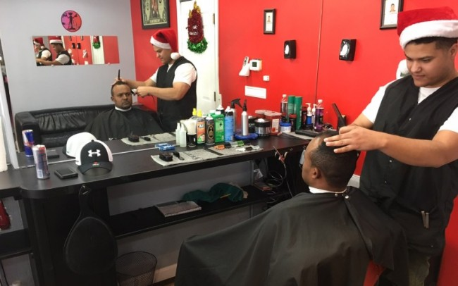 barber shop experience