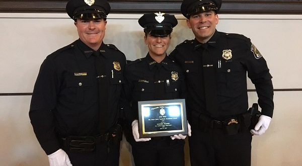 New Bedford adds three new police officers officers – New