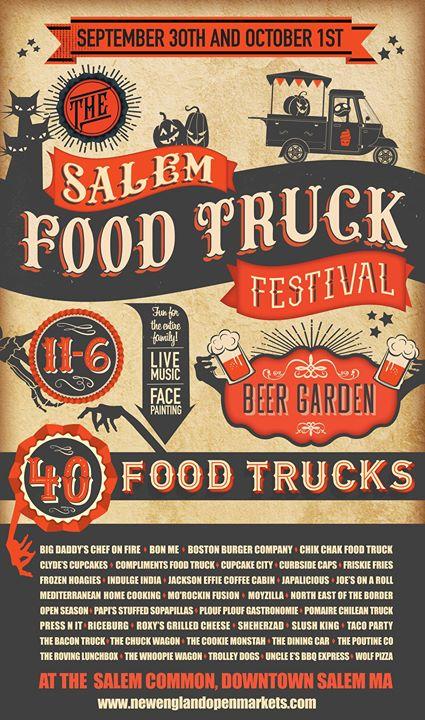 Salem Food Truck Festival