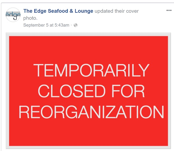 new bedford s the edge seafood restaurant closes indefinitely new bedford guide new bedford s the edge seafood