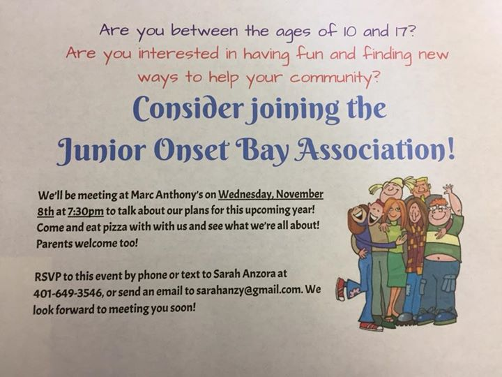 Junior oba meet greet new bedford guide would you like to see your kids get more involved in the community wed love to hear their ideas on how we can work together on projects that make a m4hsunfo