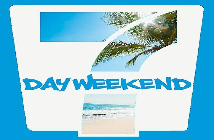 bringing you all the hits from every generation 7 day weekend is truly unique in their brand of fun diversity and variety current top 40 hits from