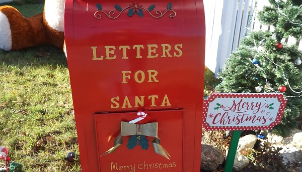 letters to santa mailboxes letters to santa mailbox in new bedford new bedford guide 17925 | Letters to Santa mailbox in New Bedford