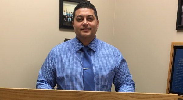 Lt  Nathaniel Rodriguez named new public information officer