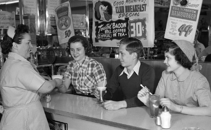 Who Remembers….The Soda Fountain and Ice Cream Parlor? – New Bedford Guide