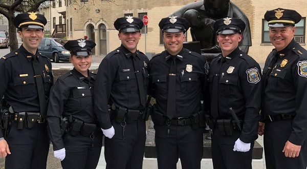 New Bedford to add four new police officers on Wednesday