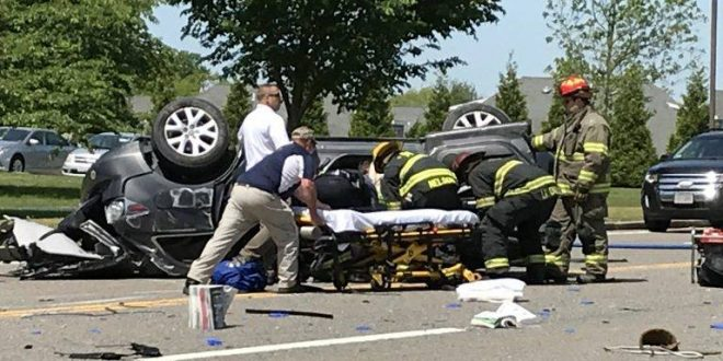 New Bedford Accident Today