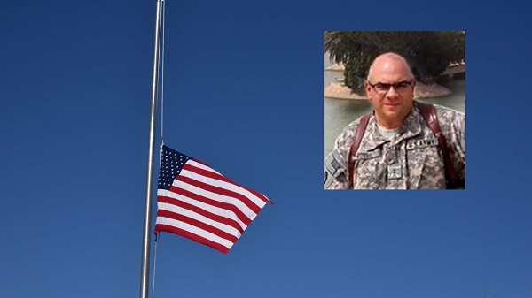 Flags In M Achusetts Lowered To Half Staff For Chief Warrant Officer John Sawyer Moore New Bedford Guide