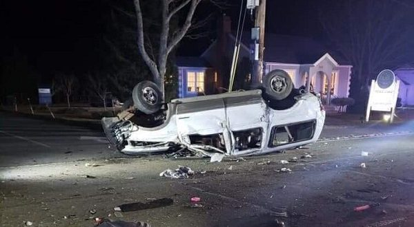 Fall River man allegedly steals SUV in New Bedford, crashes