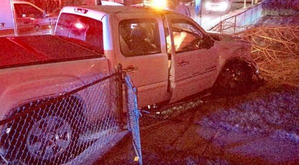 Two OUI crashes in New Bedford early Friday morning – New