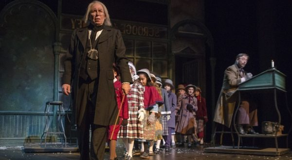 A Christmas Carol Zeiterion Theatre 2020 Zeiterion offers festive fun for everyone this holiday season