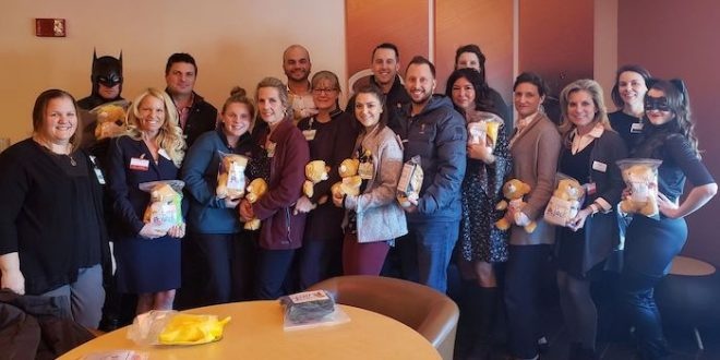 Friends Of Jack Foundation Partners With Hasbro Children S Hospital In Providence New Bedford Guide